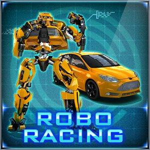 دانلود بازی مسابقه فونز Robo Racing برای کامپیوتر
