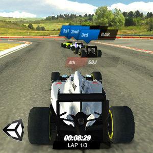 Car Driving Games >> Former Car Racing Game | Kizi - Online Games - Life Is Fun!