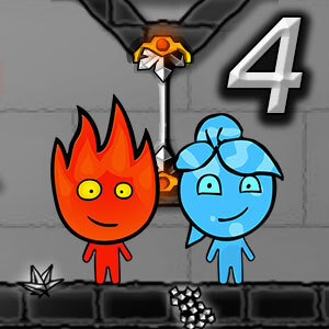 fireboy and watergirl the crystal temple kizi online games