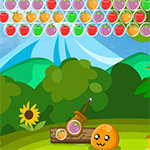 Puru Puru Fruit Bubble