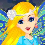 Aqua Princess Dress Up